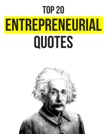 Top 60 Inspirational Quotes For Entrepreneurs MRKTRS Beauteous Best Entrepreneur Quotes
